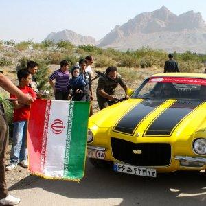 Americans Eyeing Iran Auto Market