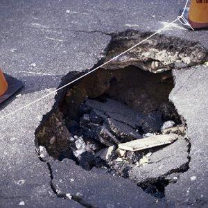 Jaguar Land Rover Pothole Detection