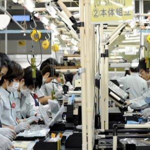 Japan Manufacturing Picks Up in 3Q