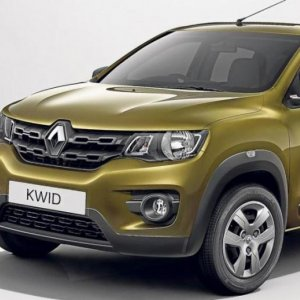 Renault Kwid on the Way