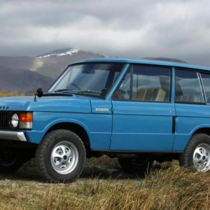 Land Rover Heritage Division Announced