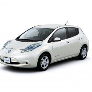 Nissan Leaf to Get Range Boost