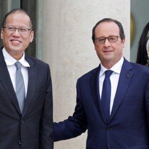 Manila-Paris Ties