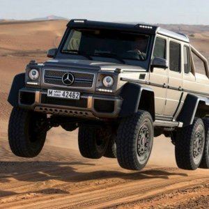 Mercedes G Class to get 4.0L Twin Turbo V8