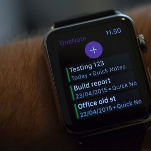 Microsoft Releases Smartwatch Apps