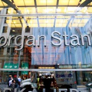 Morgan Earnings Jump as Trading Rebounds