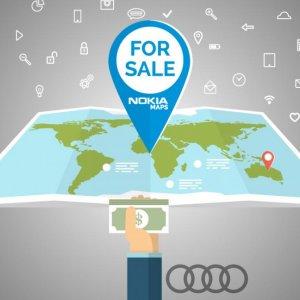 Nokia Maps Near Auto Deal