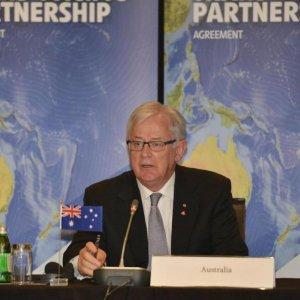 Pan-Pacific Trade Pact Taking Shape