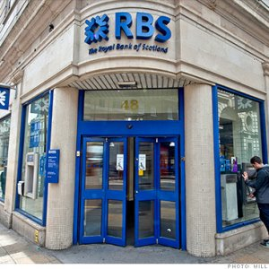 RBS Sells Shares in Citizens