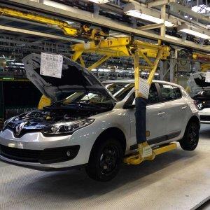 Renault's Exports to Iran Increase