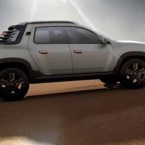 Renault Launches Duster Pickup