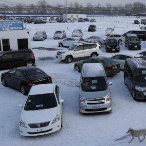 Russia Car Sales Decline