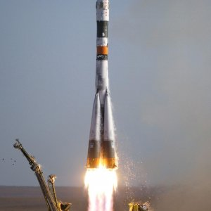 Russian Space Rocket Crashes in Siberia