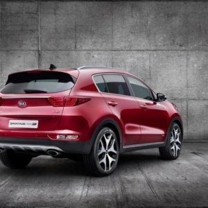 2017 Kia Sportage Revealed