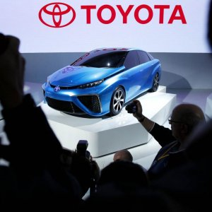 Toyota No.1 Again