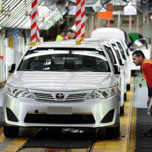 Thailand to Assemble Toyotas for Iran