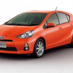 Toyota Remains No. 1