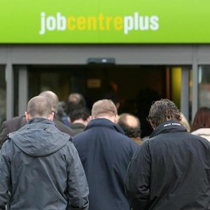 UK Jobless  at 5-Year Low
