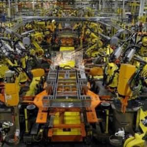 US Factory Growth Up