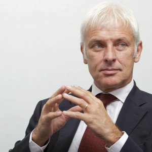 Volkswagen New Chief to Tackle Emissions Crisis