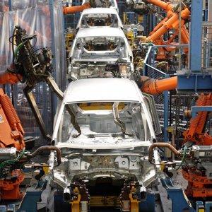 Vehicle Production Shrinking