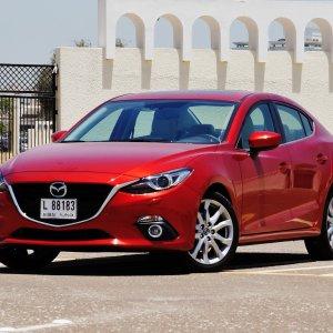 Mazda3 Gets Upgrades