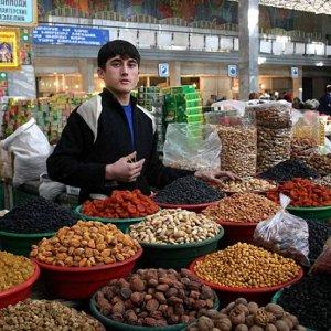 Tajik Growth Rate at 4.8%