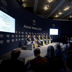 WEF Business Begins in Davos