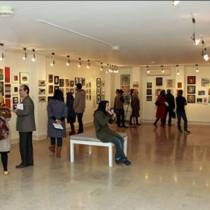 Inexpensive Works at Art Expo of Contemporary Artists