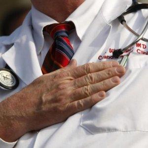 Mass Strike by UK Doctors