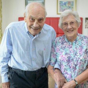 British Couple World's Oldest Newlyweds