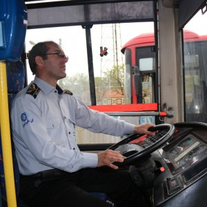Covert Screening  of Bus Drivers