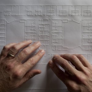 Bus Maps in Braille