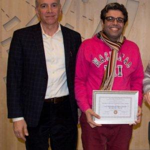 Iranian Researcher Among CMS Awardees