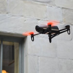 Drone to Prevent Cheating in China School Exam