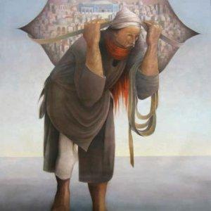 Christie's Dubai to Offer Palestinian Artist's Iconic Work 'Jamal Al Mahamel II'