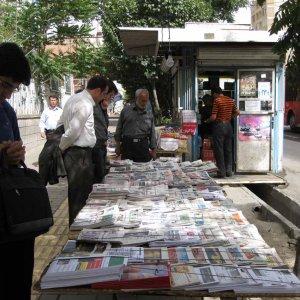 Tobacco-Free Newsstands