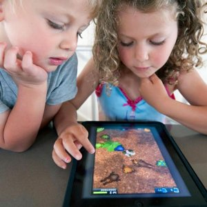 Kids Consumed by Digital Tech
