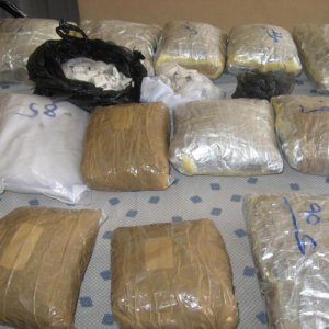 7 Tons of Drugs Seized