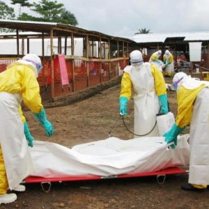 Death Reported Day After Ebola Victory
