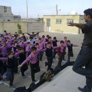 Most Primary School Kids 'Fall Below Fitness Levels'