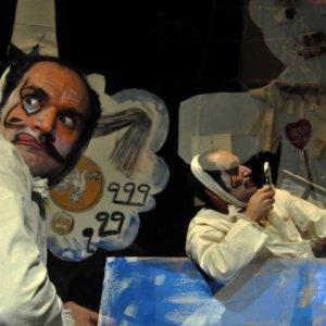 Iraji's Play Portrays 'Futile Quibble'