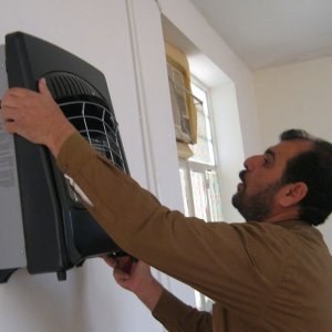 Central Heating in Schools