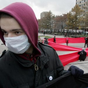 Russia HIV Cases at Record High