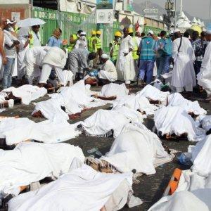 Bodies of 13 Hajj Victims Head Home