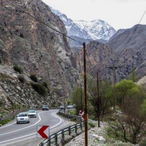 Four-Lane Haraz Road