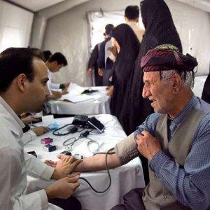 Medical Aid in Border Regions