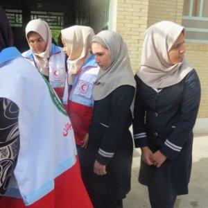 IRCS Training Students