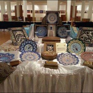 Persian Art in Indonesia