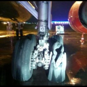Engine Explosion Before Takeoff